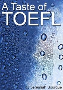 A Taste of TOEFL