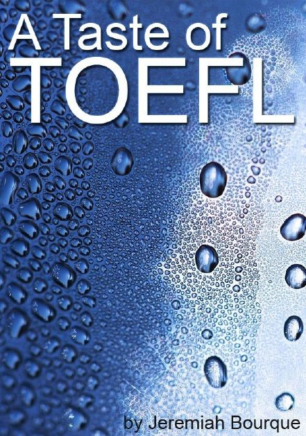 A Taste of TOEFL