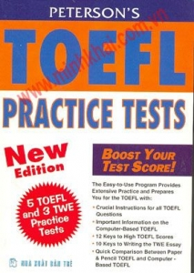 PETERSON PRACTICE TEST TOEFL PBT