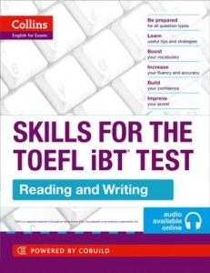 Skills for the TOEFL Reading Writing