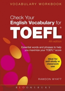 check vocabulary toefl 4th