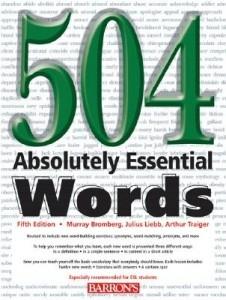 کتاب لغات 504