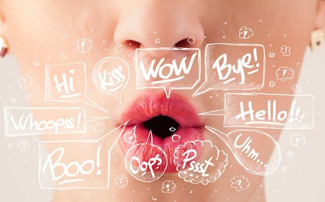 تقویت تلفظ زبان