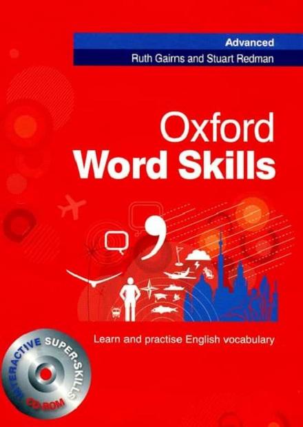 دانلود کتاب oxford word skills سطح پیشرفته
