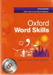 دانلود کتاب oxford word skills سطح متوسط