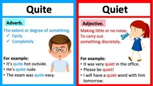 کلمات مشابه در زبان انگلیسی