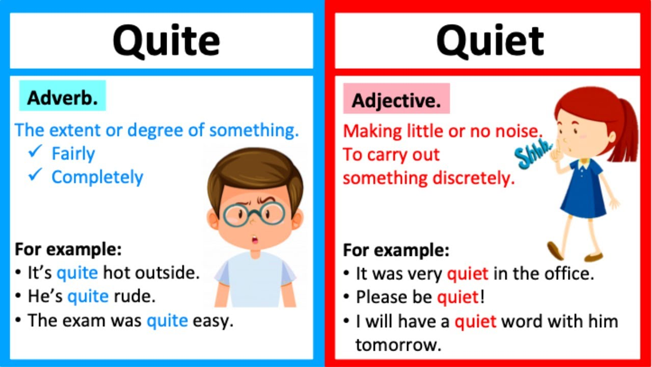 کلمات گیج کننده در زبان انگلیسی
